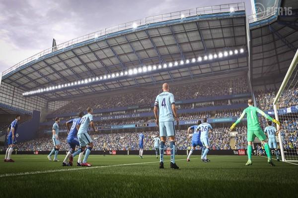 FIFA 16截图3