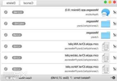 iTrash for Mac(软件卸载工具) v3.5 官方最新版截图2