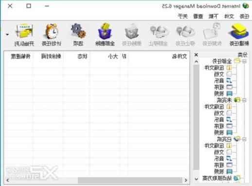 Internet Download Manager(IDM下载器) v6.25.25 绿色汉化版截图2