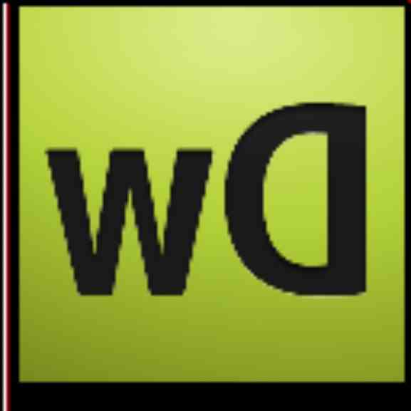 Adobe Dreamweaver CS4 中文绿色版