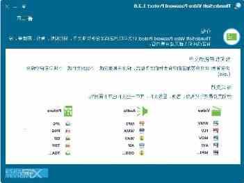 ThunderSoft Video Password Protect(视频加密) v1.2 中文汉化版截图1