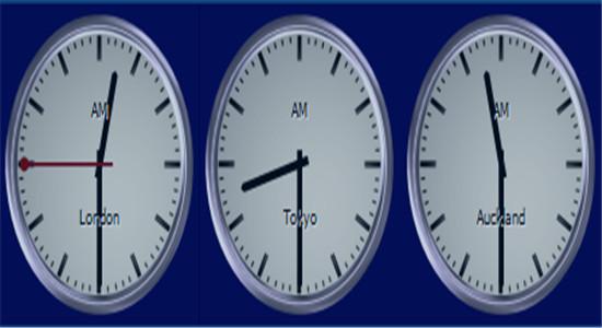 Anuko World Clock