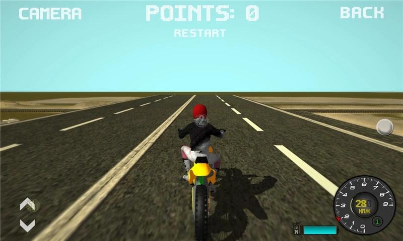 摩托车越野赛车3D破解版最新版