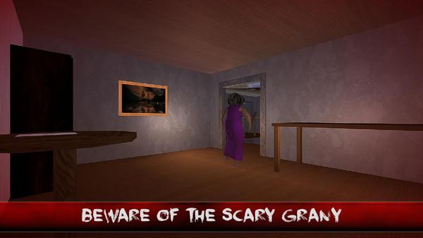 恐怖教师奶奶免费版下载
