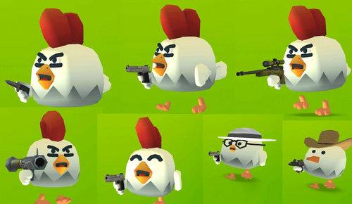 公鸡射手最新版