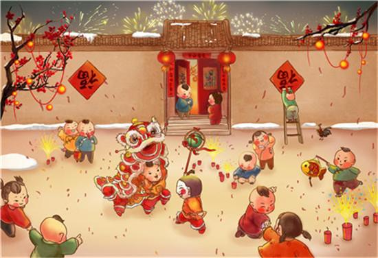 2021年春节放假安排时间表 2021年元旦放假日期